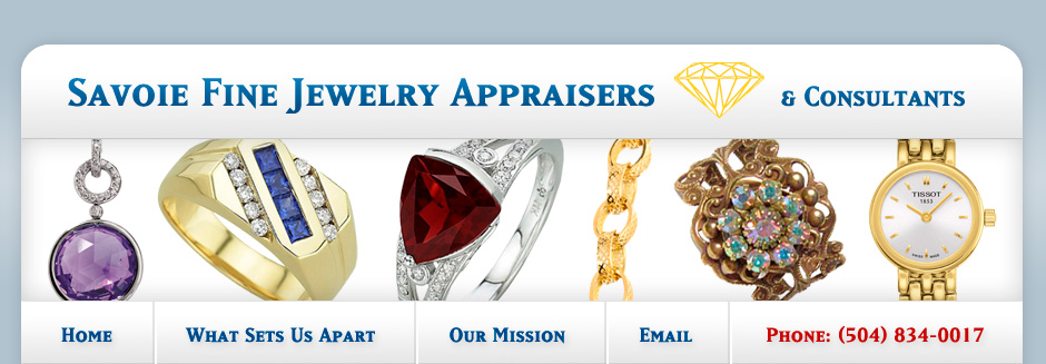 New Orleans Jewelry Appraisers